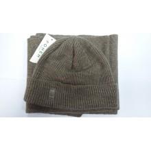 Комплект зимний FONEM шапка-шарф  FO3554 SET